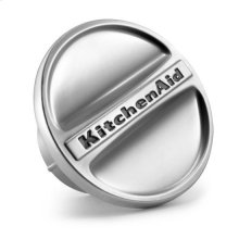 KitchenAid® Satin Chrome Attachment Hub (Fits models KSM150, KSM152, KSM154, KSM155, KSM158, KSM160) - Other
