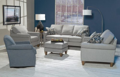 Calvin Fabric Sofa