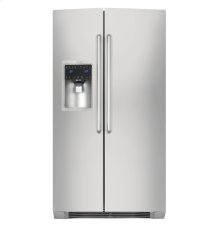 Counter-Depth Side-By-Side Refrigerator with IQ-Touch Controls-CLOSEOUT