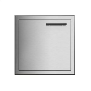 XO APPLIANCE24in Single Door - Left Hinge