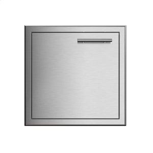 XO APPLIANCE24in Single Door - Left Hinge