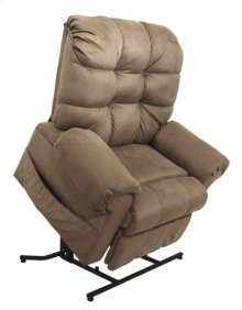 Powr Lift Chaise Recliner  - Omni  4827 Collection - Saddle