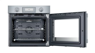 """30"""" Professional™ Series Single Wall Oven, Right-Side Swing Door POD301RW"""