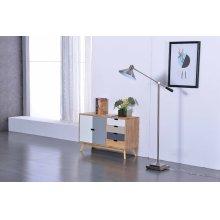 2803 Steel Floor Lamp