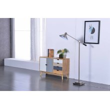 2803 Steel Floor Lamp