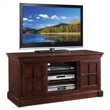 """Bella Maison Two Door 52"""" TV Console w/open component bay #81550"""