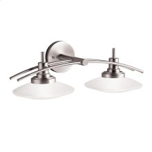 Structures Collection Structures 2 light Halogen Bath Light - NI