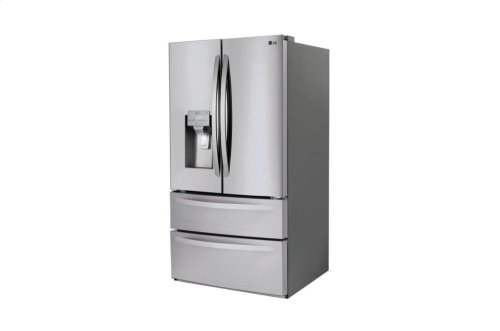 28 cu. ft. Smart wi-fi Enabled French Door Refrigerator