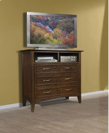 Stanford Heights Media Chest