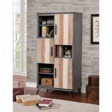 Binche Pier Cabinet W/ 3 Doors