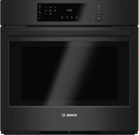 "800 Series, 30"", Single Wall Oven, BL, EU Convection, Touch Control"