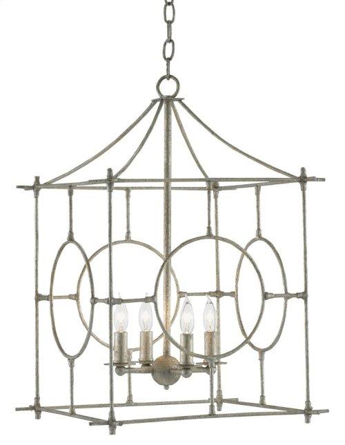 Lynworth Silver Lantern
