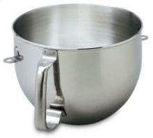 6-Qt. Bowl-Lift Polished Stainless Steel Bowl with Comfort Handle - Other