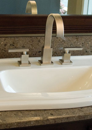 Additional Forever-Brass-PVD Widespread Lavatory Faucet