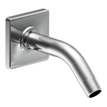 90 Degree chrome shower arm