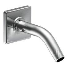 90 Degree chrome shower arm