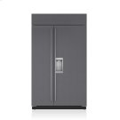"48"" Classic Side-by-Side Refrigerator/Freezer with Dispenser - Panel Ready Product Image"