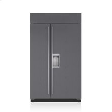 """48"""" Classic Side-by-Side Refrigerator/Freezer with Dispenser - Panel Ready"""