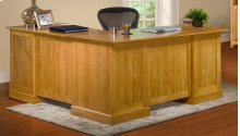 Alder Desk for Return
