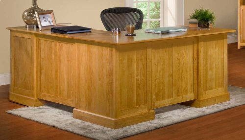 Alder Desk for Return