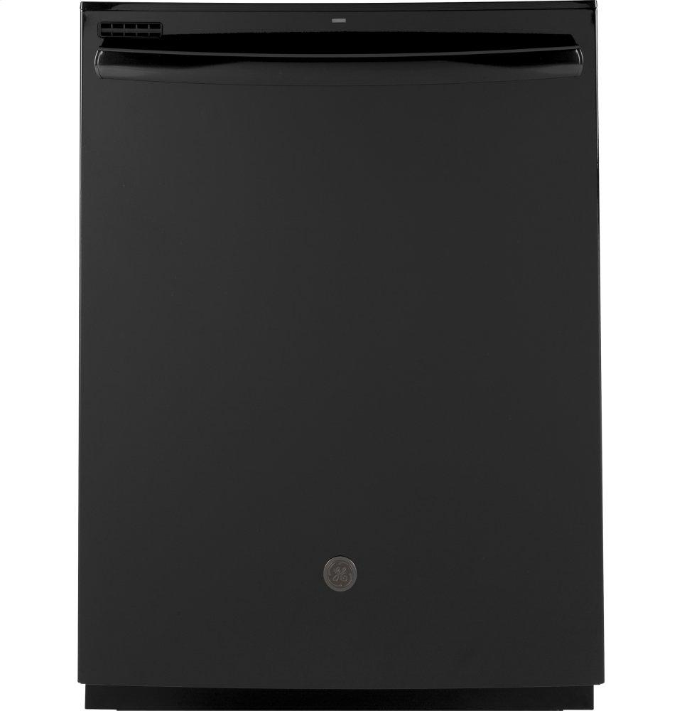 GE(R) Dishwasher with Hidden Controls