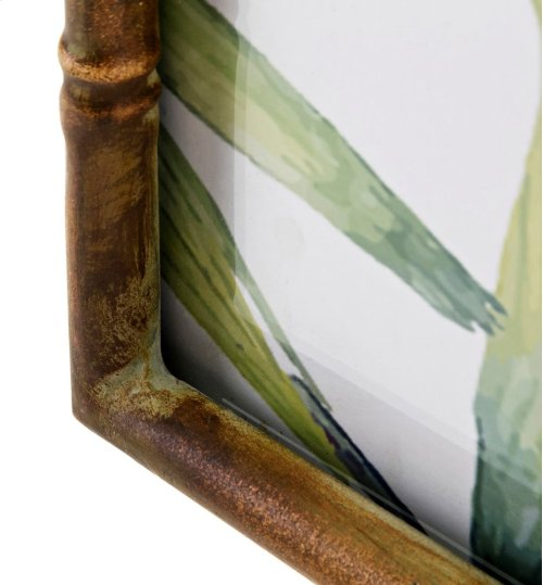 Tropical Framed Artwork - Ast 4