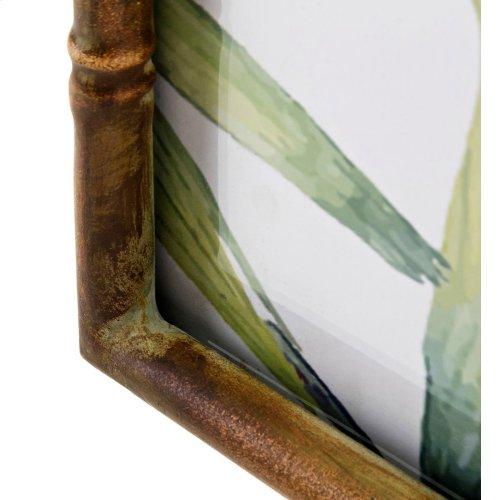 Tropical Framed Artwork - Ast 4