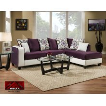 4124-15L RSF LOVE/CHAISE