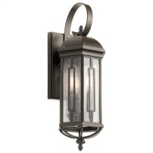 Galemore Collection Galemore 3 Light Outdoor Wall Lantern in OZ