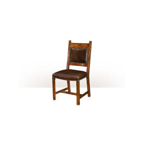 Chevrons Sidechair, #plain#