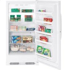 GE® 17.1 Cu. Ft. Manual Defrost Upright Freezer
