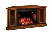 Constantine Fireplace Media Cabinet Product Image