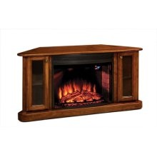 Constantine Fireplace Media Cabinet