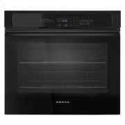 Amana® 4.3 cu. ft. SIngle Thermal Wall Oven - Black Product Image