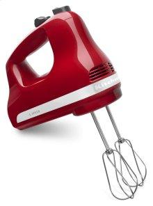 5-Speed Ultra Power Hand Mixer - Empire Red