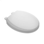 American StandardValue Pack of Five: Slow Close and Easy Lift and Clean Round Front Toilet Seats - Bone