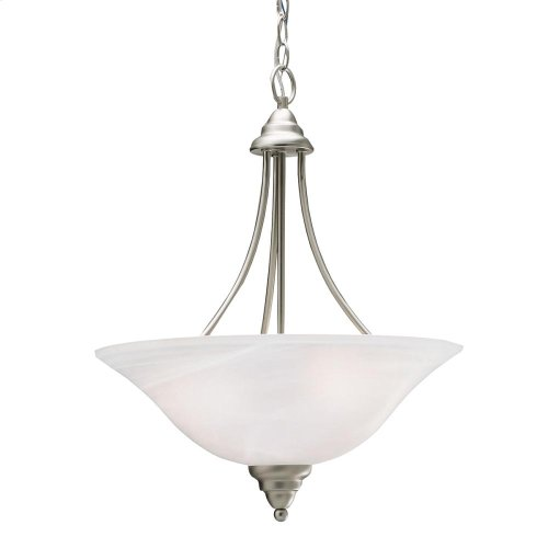 Telford Collection Telford 3 Light Inverted Pendant NI