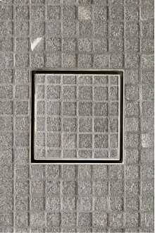 """Universal Tile-in Shower Drain 6"""" x 6"""" STYLE: UNSD06"""