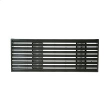 Zoneline Architectural Rear Grille - Dark Brown