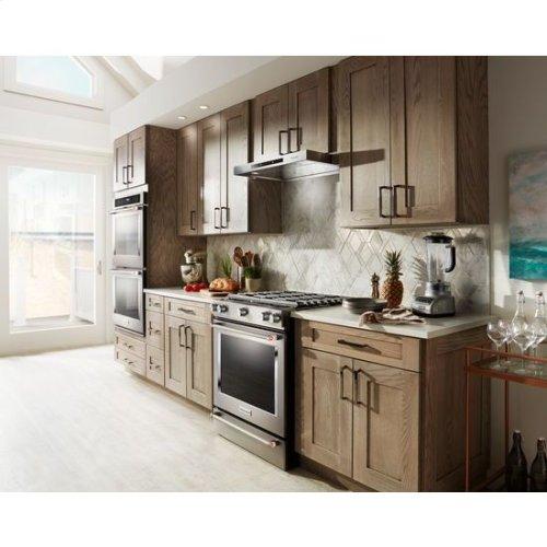 "KitchenAid® 36"" Low Profile Under-Cabinet Ventilation Hood - Stainless Steel"