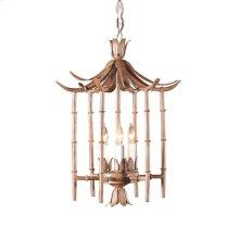 Iron Bamboo Lantern
