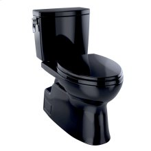 Vespin® II 1G Two-Piece Toilet, Elongated Bowl - 1.0 GPF - Ebony