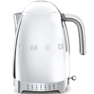 Variable Temperature Kettle, Polished stainless steel