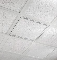 2' x 2' Above Suspended Ceiling Storage Box