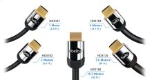 3000 Series High Speed HDMI Cables With Ethernet