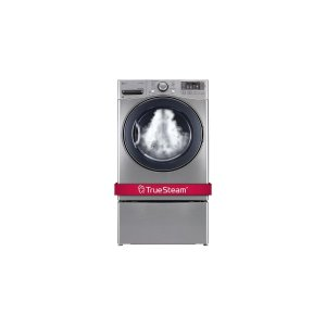 7.4 cu. ft. Ultra Large Capacity SteamDryer w/ NFC Tag On - GRAPHITE STEEL