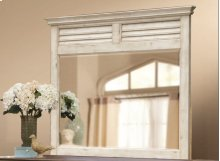 CF-2300 Bedroom - Shutter Mirror - Sunset Trading