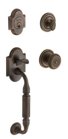 Distressed Oil-Rubbed Bronze Canterbury Sectional Trim