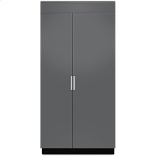 Jenn-Air® 42-Inch Built-In Side-by-Side Refrigerator, Panel Ready
