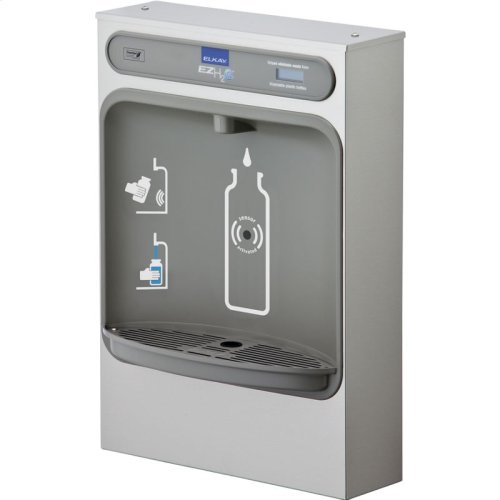 Elkay EZH2O Bottle Filling Station Surface Mount, Non-Filtered Non-Refrigerated Stainless